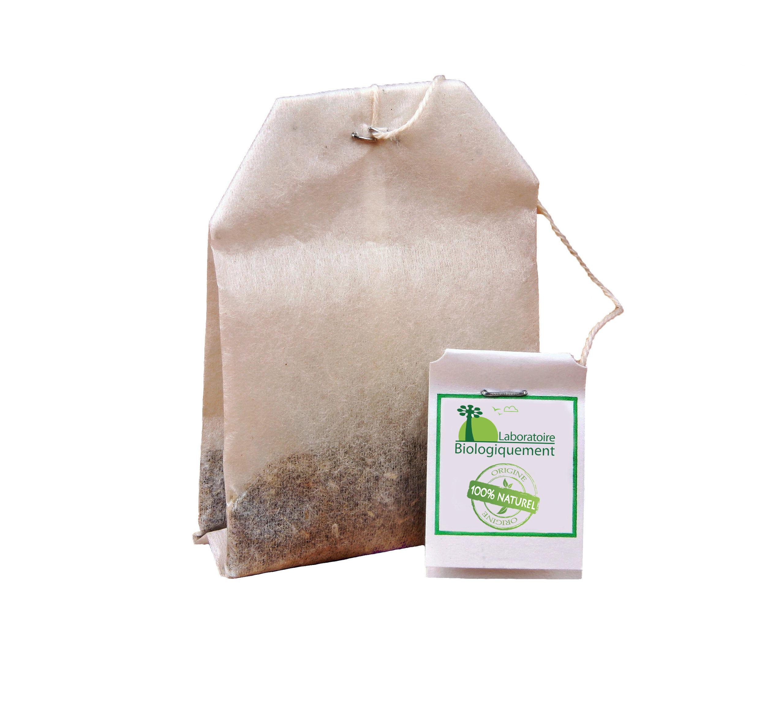 Sachet de tisane de feuilles de Graviola