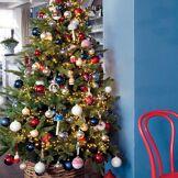 Kaemingk Kerstboom Den 300 LED warm wit 210cm