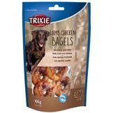Brekz Premio Lamb Chicken Bagels snacks pour chien Par paquet