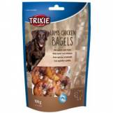 Brekz Premio Lamb Chicken Bagels snacks pour chien Par 3 paquets