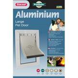 Staywell 640 Large Aluminium Pet Door Par unité