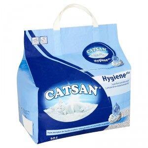Catsan Litière pour chat 2 x 20 Litres - Publicité
