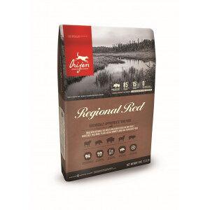 Orijen Regional Red pour chien 11.4 kg - Publicité