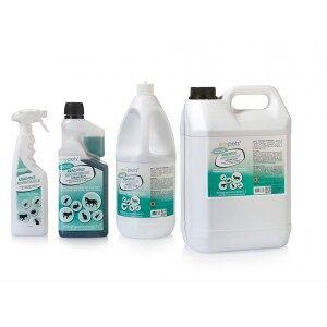 Ecopets Nettoyant cage puissant 750 ml (spray) - Publicité