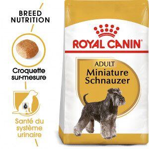 Royal Canin Breed Royal Canin Schnauzer Nain Adulte pour chien 3 kg - Publicité