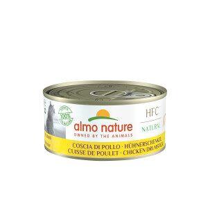 Almo Nature HFC Cuisses de poulet  pour chat 24 x 150 gram - Publicité