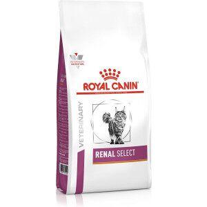 Royal Canin Veterinary Diet Renal Select pour chat 4 x 4 kg - Publicité