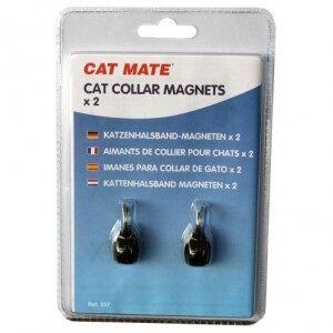 Cat Mate Aimants de collier pour chatière magnétique Cat Mate Par paquet - Publicité