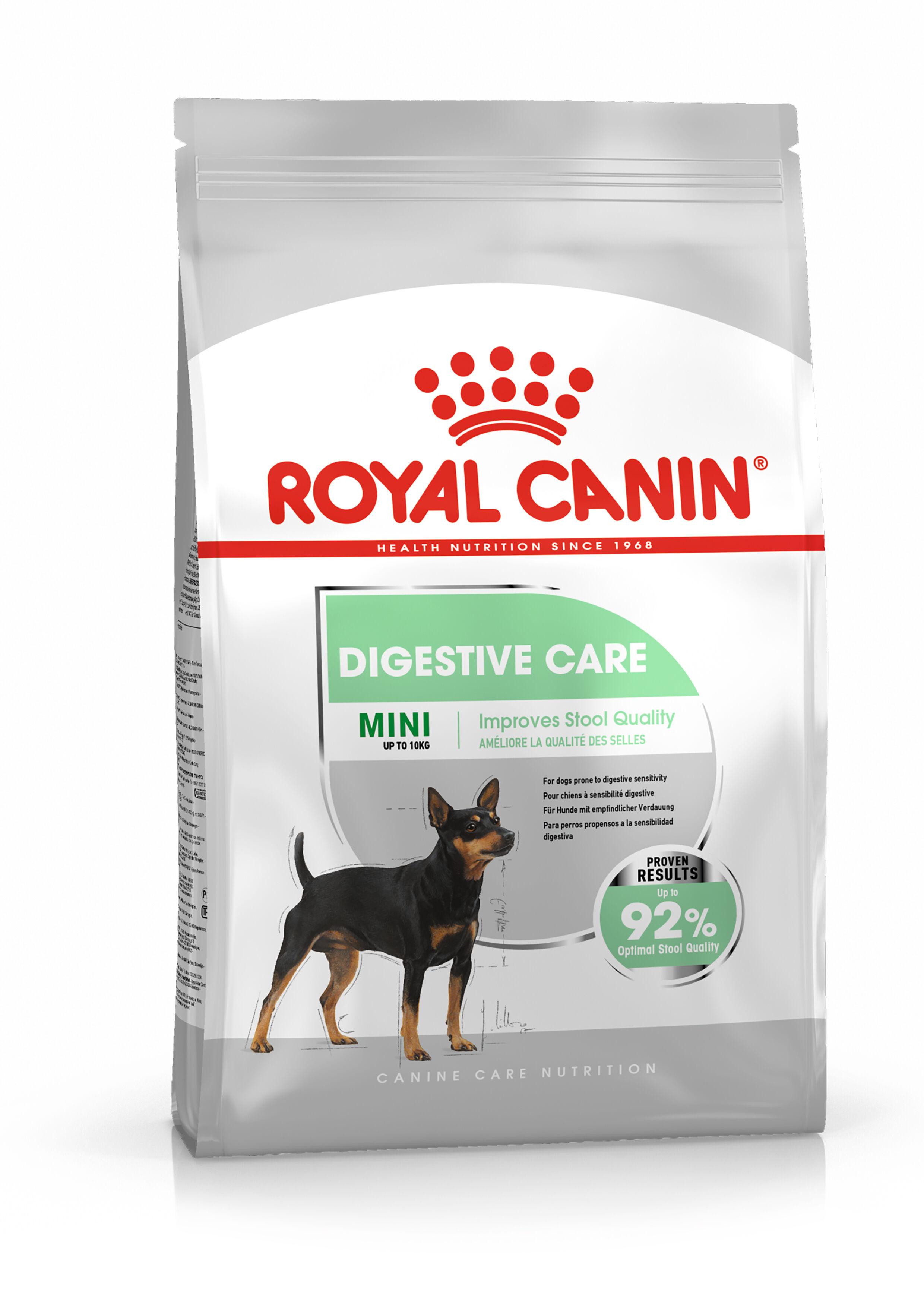 Royal Canin Mini Digestive Care pour chien 2 x 3 kg