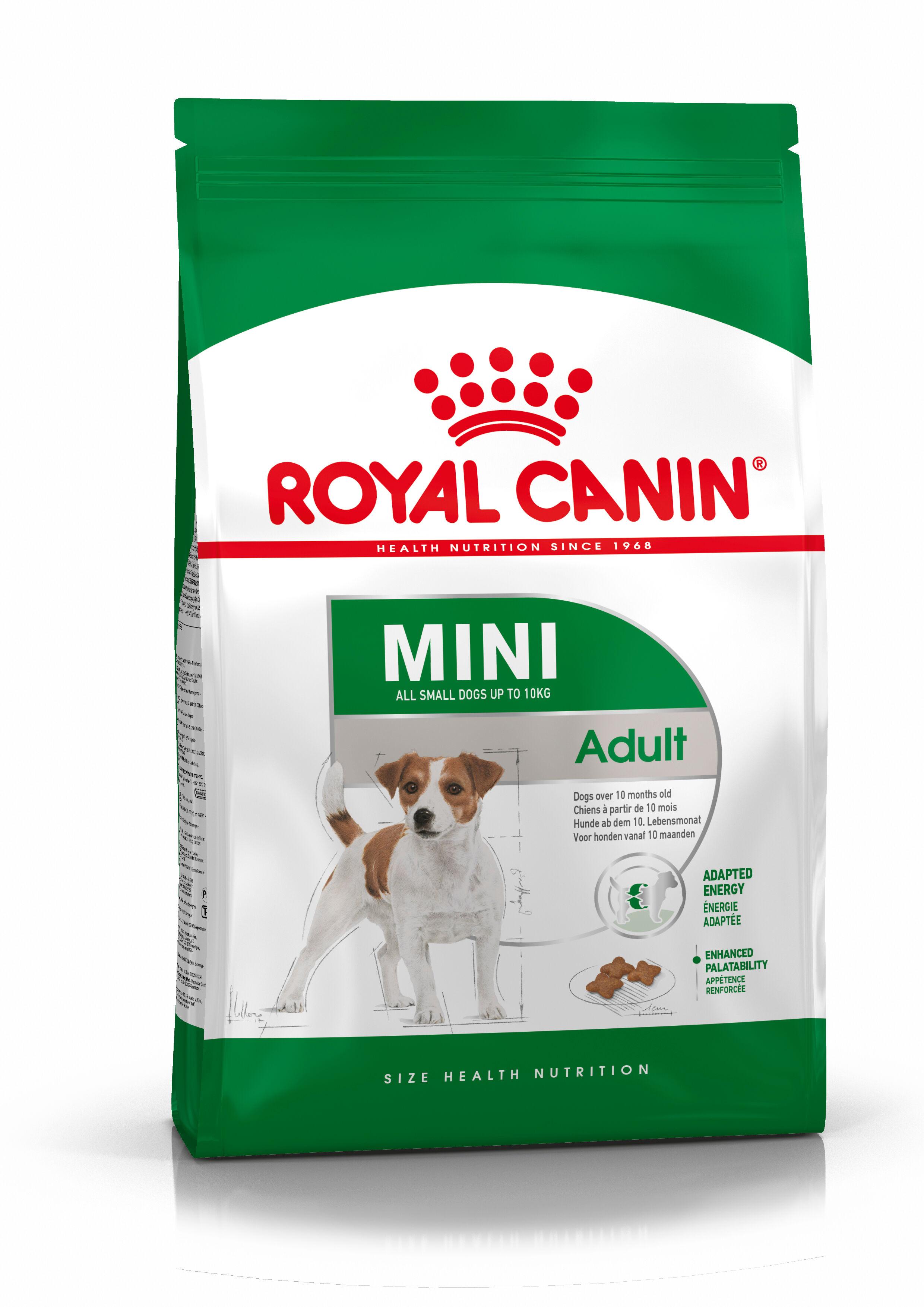 Royal Canin Mini Adult pour chien 3 x 8 kg