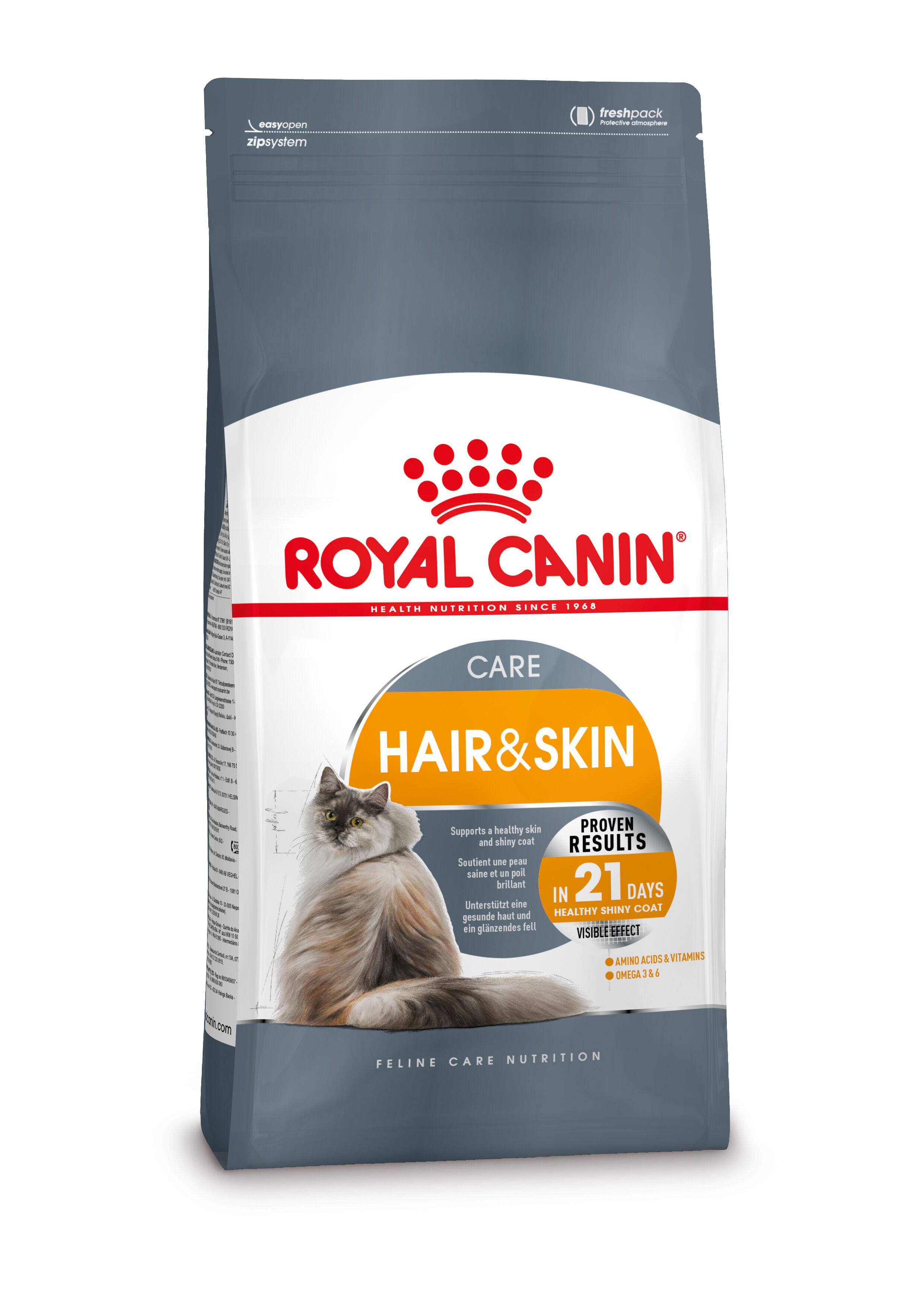 Royal Canin Chat Hair & Skin Care 10 kg