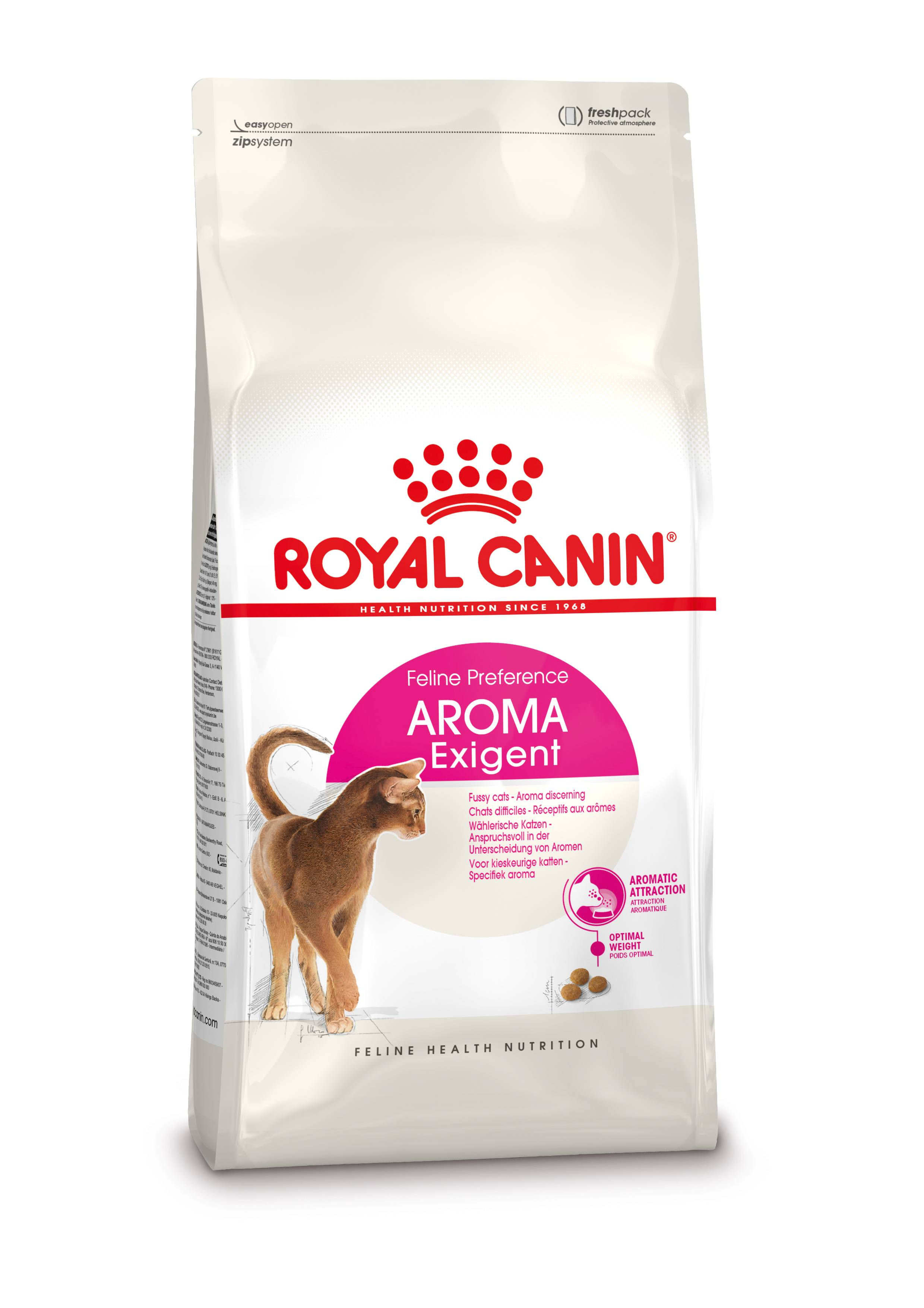 Royal Canin Aroma Exigent pour Chats 4 kg
