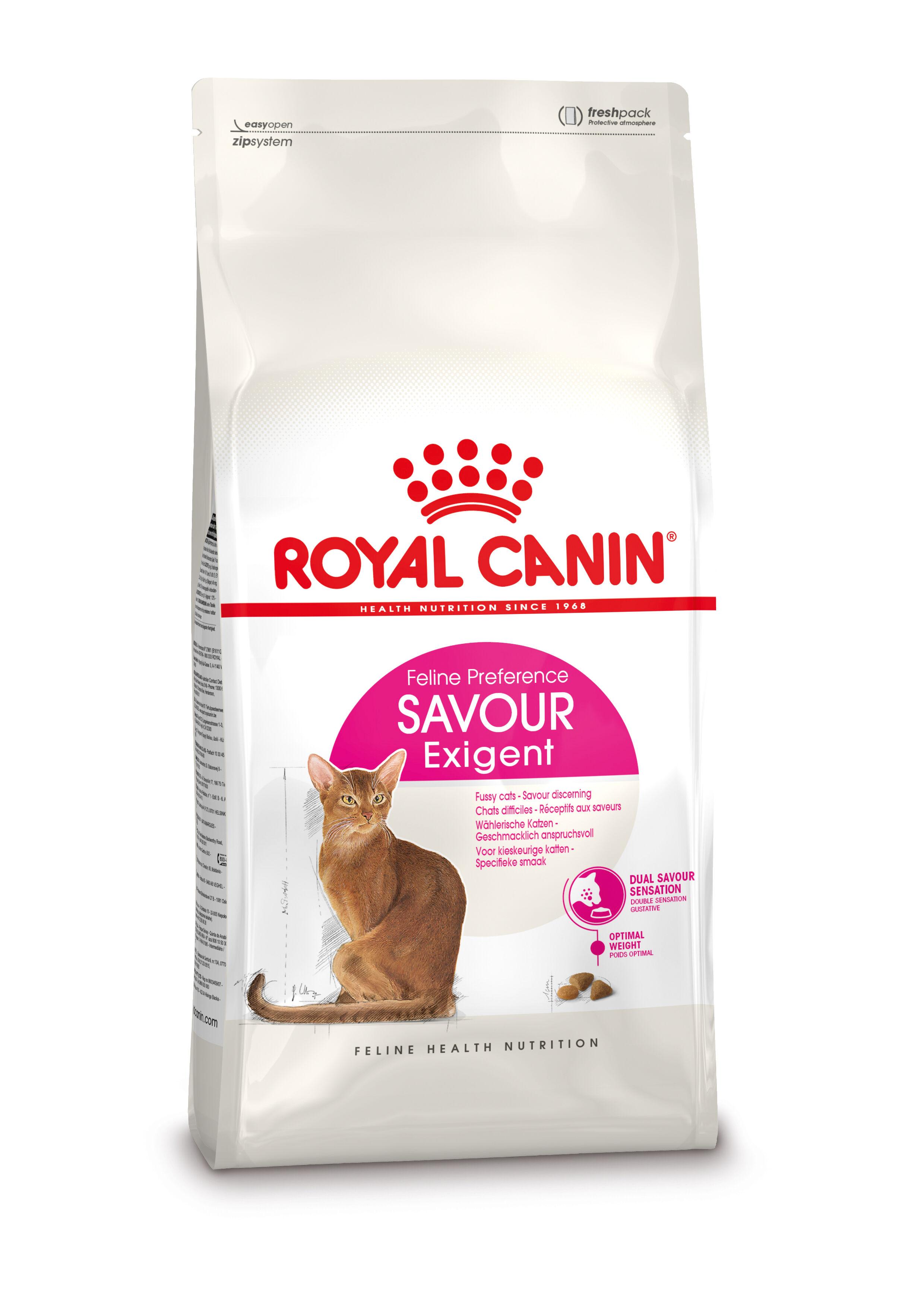 Royal Canin Chat Savour Exigent 2 kg