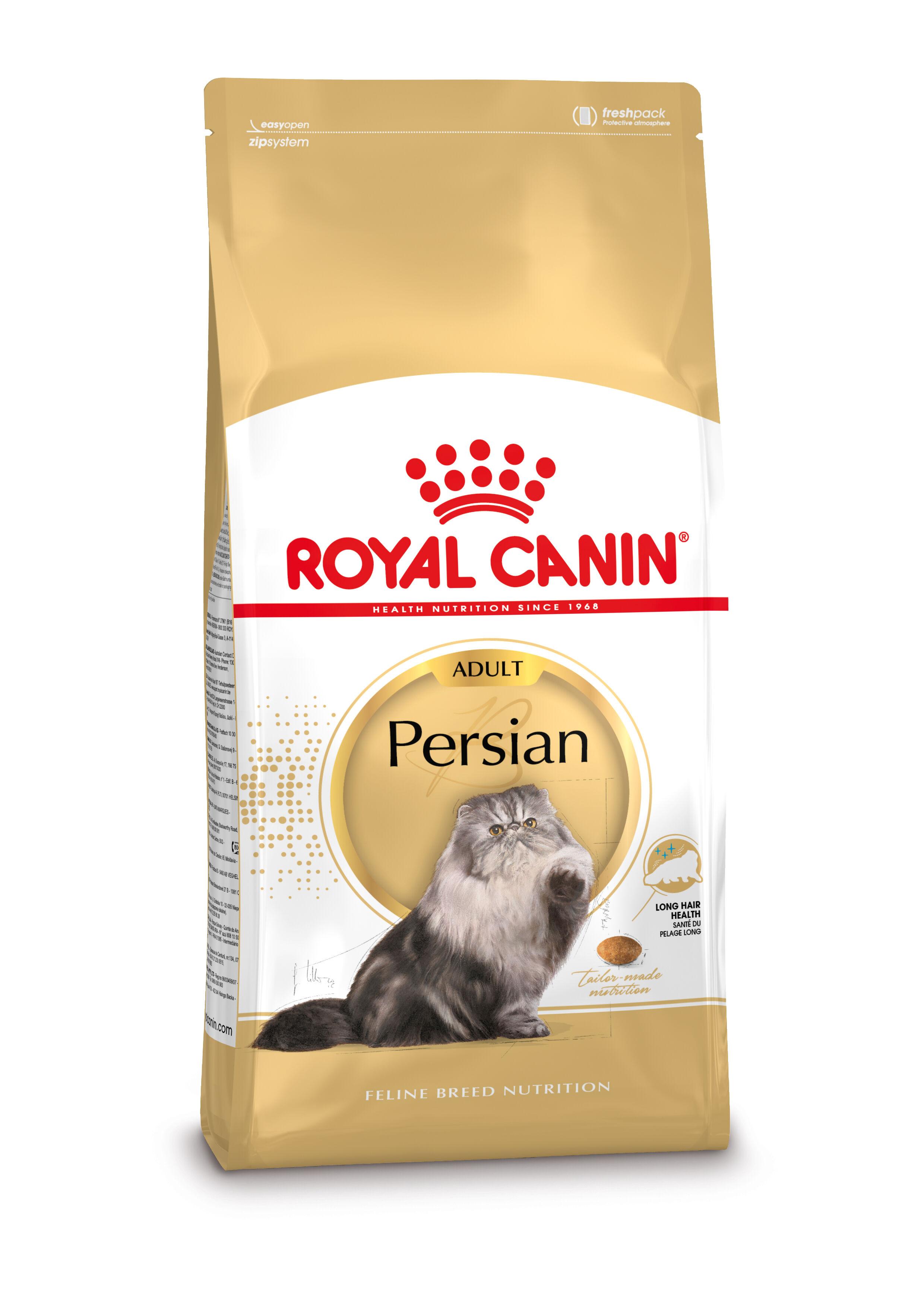 Royal Canin Breed Royal Canin Chat Persian 2 x 10 kg
