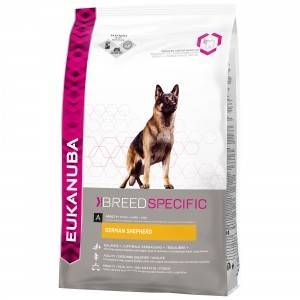 Eukanuba Breed Specific Berger Allemand pour chien 2 x 12 kg