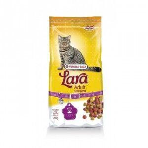 Versele-Laga Lara Versele Laga Lara Sterilised pour chat 4 x 2 kg