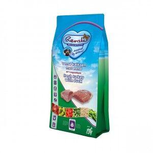 Renske Super Premium Adult Dindon & Canard Frais pour chien 2 x 2 kg