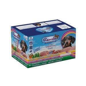Renske Multibox pour chien 1 lot (12 x 395 g)