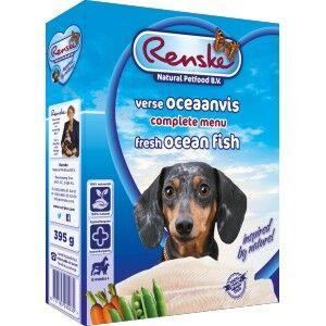 Renske Poisson Frais pour chien 1 lot (10 x 395 g)