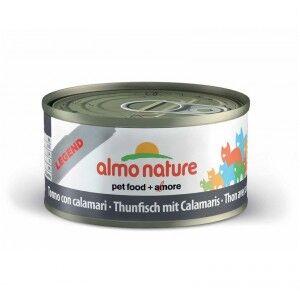 Almo Nature Thon Calamar pour chat Per 12 (Legend)