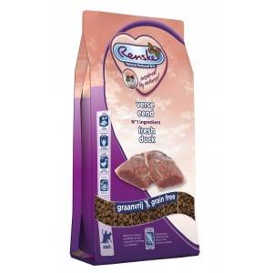 Renske Super Premium Canard Frais pour chat 6 kg