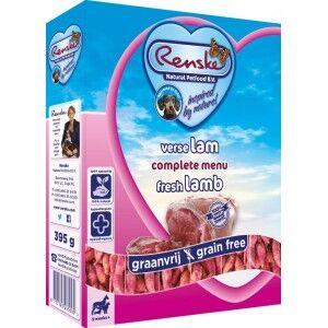 Renske Sans Céréales Agneau pour chien 2 lot (20 x 395 g)