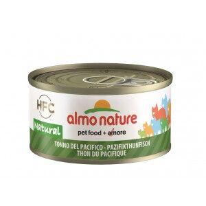 Almo Nature Thon du Pacifique pour chat Par 24 boites (Natural)
