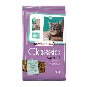 Brekz Versele Laga Classic Variety pour chat 2 x 10 kg