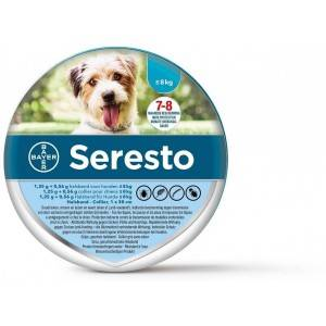 Seresto Collier Antiparasitaire Chiens Small 2 pièces