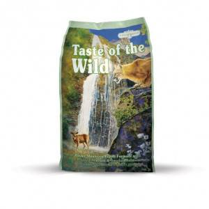 Taste of the Wild Rocky Mountain pour chat 2 x 7 kg