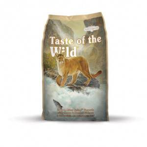 Taste of the Wild Canyon River pour chat 2 x 2 kg