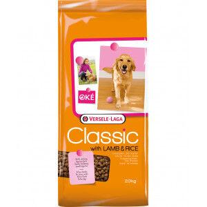 Versele Laga Classic Versele-Laga Classic Agneau & Riz pour chien 20 kg