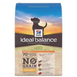 Hill's Hill's Ideal Balance Adult Large Breed Sans Céréales au Poulet pour chien 12 kg