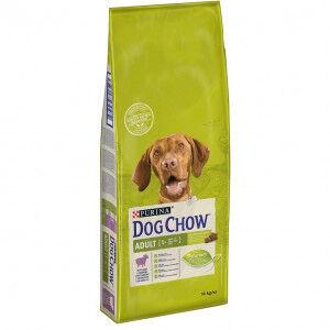 Dog Chow Adult agneau pour chien 2 x 14 kg