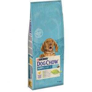 Dog Chow Puppy Poulet pour chiot 2 x 14 kg