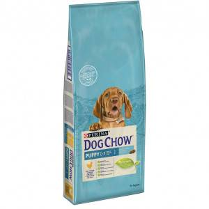 Dog Chow Puppy Poulet pour chiot 2 x 2,5 kg