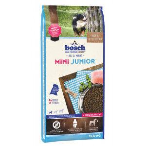Bosch Mini Junior pour chiot 2 x 15 kg