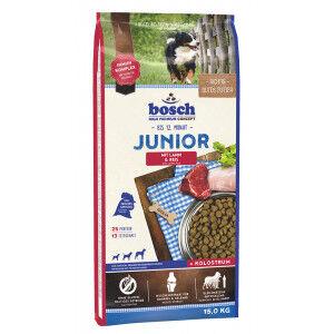 Bosch Junior Agneau et Riz 15 kg