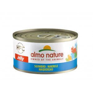 Almo Nature HFC Jelly Maquereau pour chat Par 24 portions (Jelly)