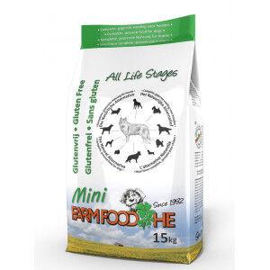 Farm Food HE Puppy / Mini Sans Gluten pour chiot 2 x 4 kg