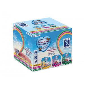 Renske Sans Céréales Multibox (30 x 100 g) pour chien 2 x (30 x 100g) + 2x + Friandises gratuites