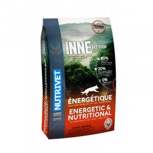 Nutrivet Inne Dog Energetic pour chien action 2 x 12 kg