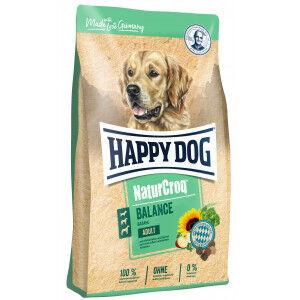 Happy Dog NaturCroq Balance pour chien 15 kg