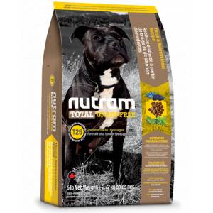 Nutram Total Grain-Free Saumon & Truite pour chien 11.34 kg