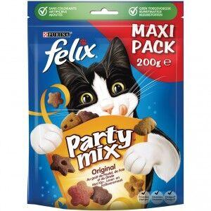 Felix Party Mix Original pour Chats – 200g 5 x 200 g