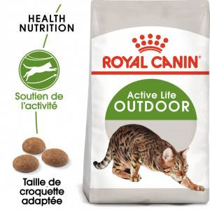 Royal Canin Chat Outdoor 30 4 kg