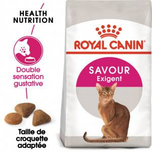 Royal Canin Chat Savour Exigent 2 x 10 kg