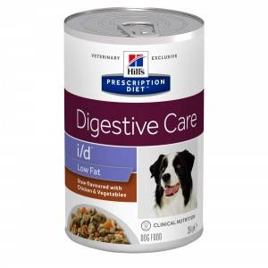 Hill's Prescription Diet Hill's Prescription Diet Digestive Care I/D Low Fat ragout pour chien 1 x 12 boites