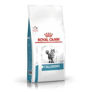 Royal Canin Veterinary Diet Royal Canin Veterinary Anallergenic pour chat 2 kg