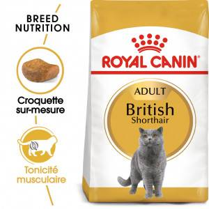 Royal Canin Breed Royal Canin Chat British Shorthair 34 2 x 10 kg